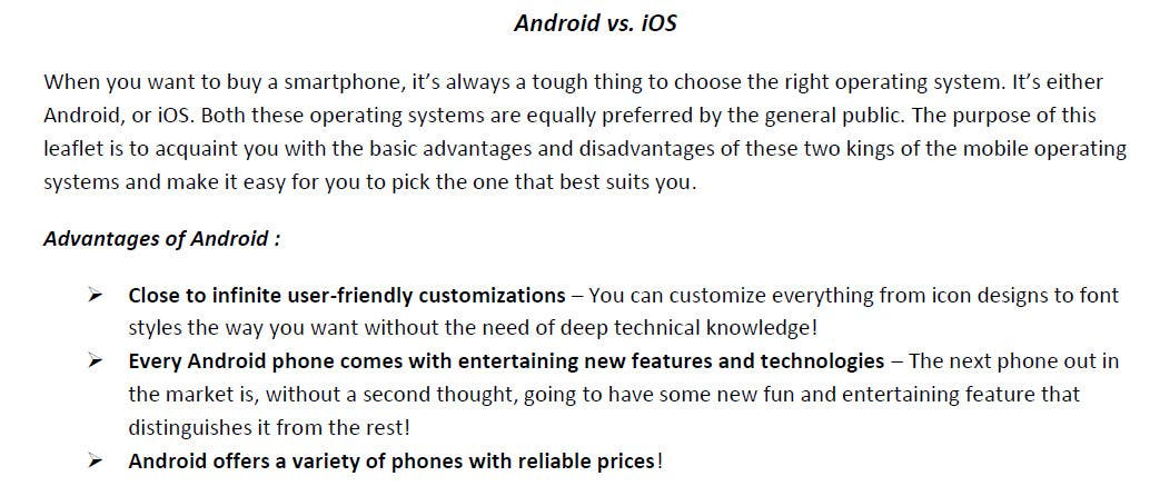 Contest Entry #                                        3                                      for                                         Mobile APP Review Contest - (IOS Or ANDROID Device)