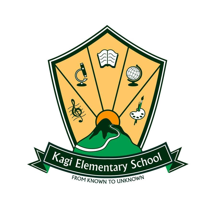 Konkurrenceindlæg #15 for Design a Logo for Kagi Elementary School