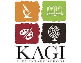Nro 7 kilpailuun Design a Logo for Kagi Elementary School käyttäjältä jessicajones86