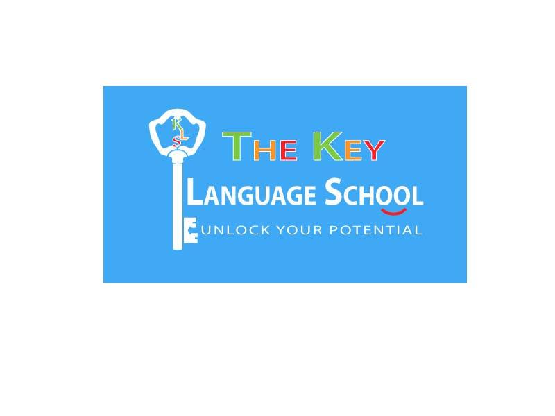 Kilpailutyö #                                        13                                      kilpailussa                                         Design a Logo for The Key Language School