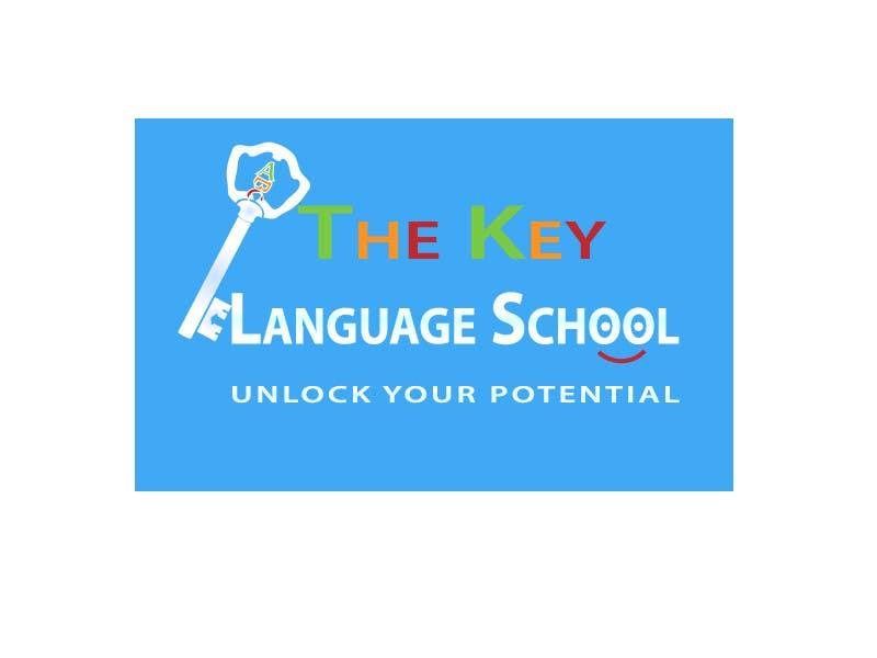 Kilpailutyö #                                        26                                      kilpailussa                                         Design a Logo for The Key Language School
