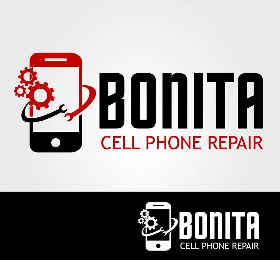 Contest Entry #                                        29                                      for                                         Design a Logo for Bonita Cell Phone Repair