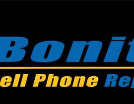 #75 for Design a Logo for Bonita Cell Phone Repair by talhafarooque