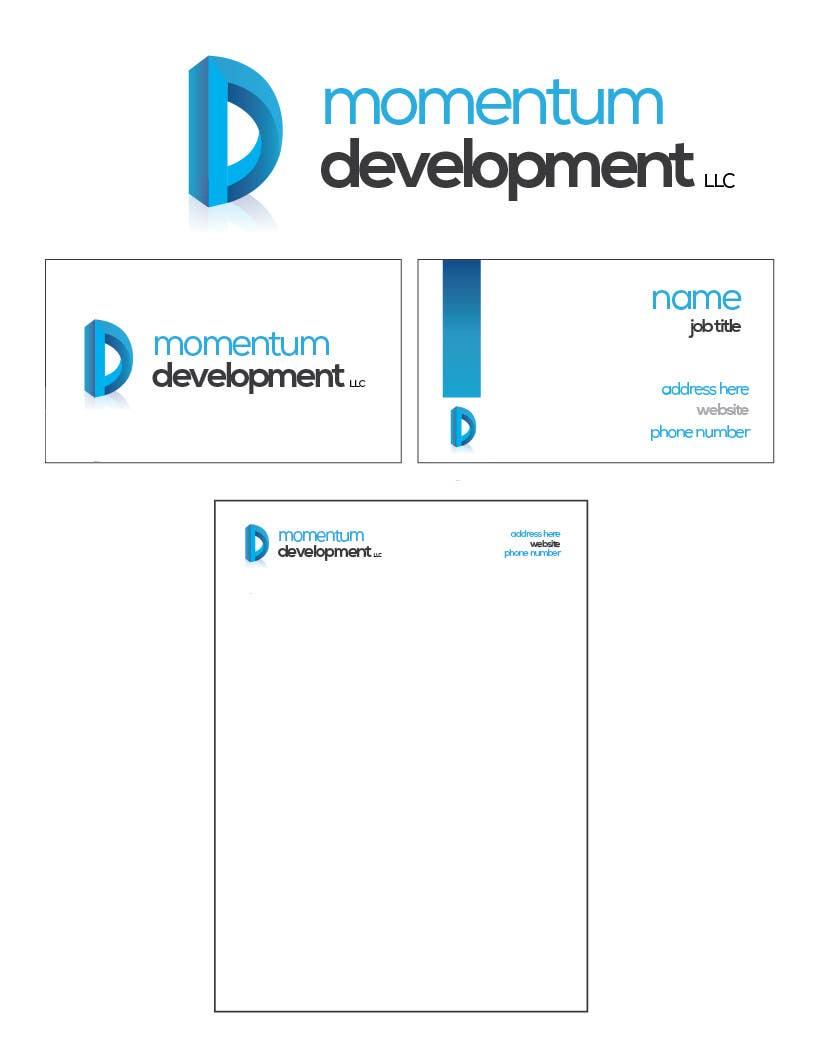 Inscrição nº 37 do Concurso para Design a Logo & Identity for Real Estate Development Company & Construction Company
