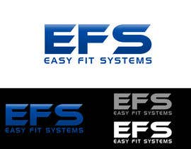 "designerartist tarafından Design a Logo for ""Easy Fit Systems"" için no 38"