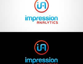 #99 for Design a Logo for Impression Analytics af jakuart