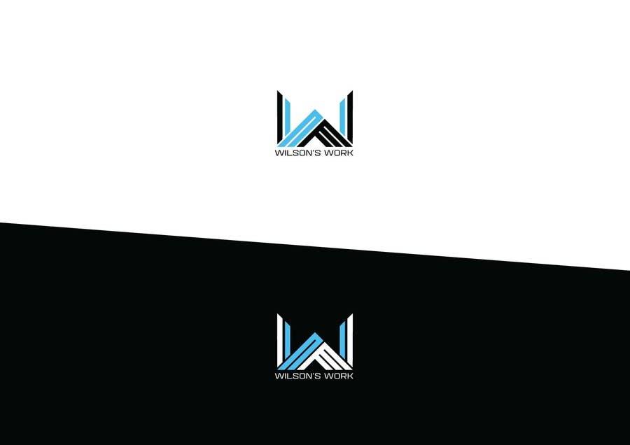 """Bài tham dự cuộc thi #88 cho Design a logo for """"WILSON's WORK"""""""