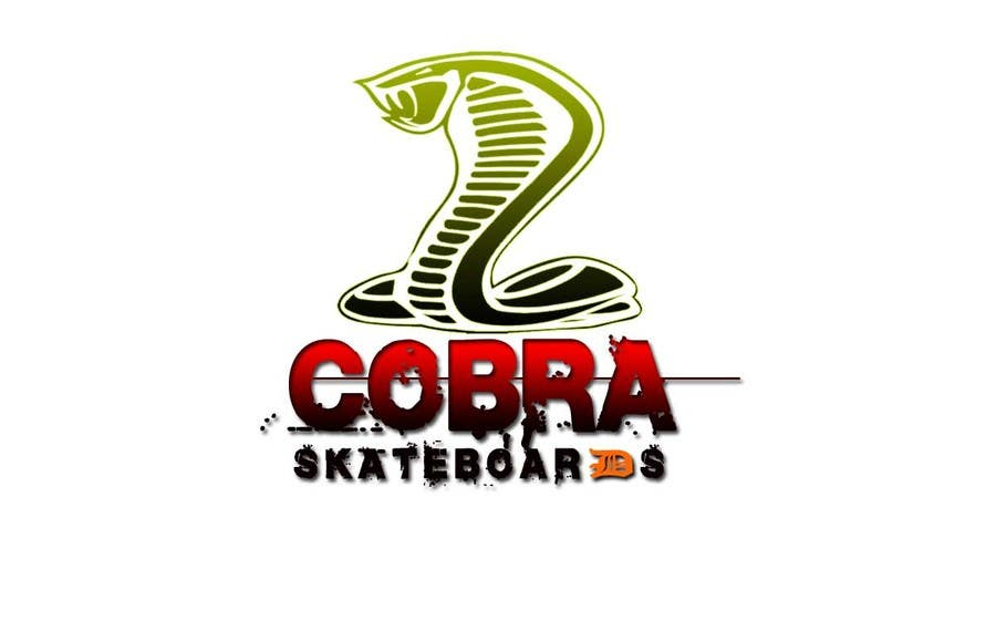 Konkurrenceindlæg #22 for Design a Logo for Cobra Skateboards