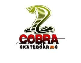 #22 for Design a Logo for Cobra Skateboards af indunil29