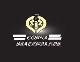 #12 for Design a Logo for Cobra Skateboards af indeptharts