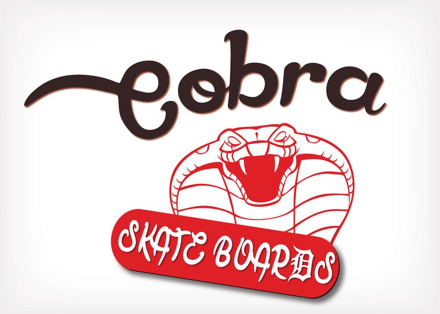 Konkurrenceindlæg #15 for Design a Logo for Cobra Skateboards