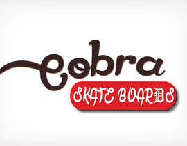 #16 for Design a Logo for Cobra Skateboards af tgugliel