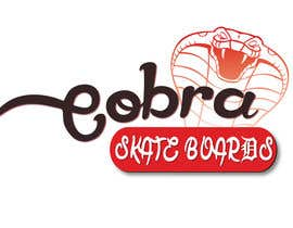 tgugliel tarafından Design a Logo for Cobra Skateboards için no 18