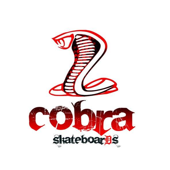 Konkurrenceindlæg #14 for Design a Logo for Cobra Skateboards