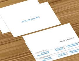 nº 24 pour Design some Business Cards for a professional-services company par jobee