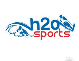 #54 for Disegnare un Logo for H2O sports af codigoccafe