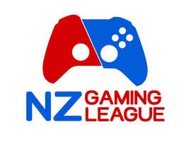 MNDesign82 tarafından Design a Logo for NZ Gaming League için no 15