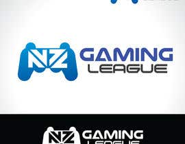 #22 cho Design a Logo for NZ Gaming League bởi iaru1987