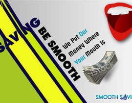 "#24 untuk Design a postcard with theme ""We put our money where your mouth is!"" oleh tpwdesign"