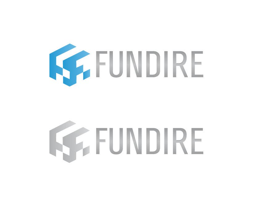 #140 for Design a Logo for Fundire.com by holecreative