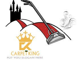 #2 cho Design a Logo for the Carpet King bởi talhafarooque