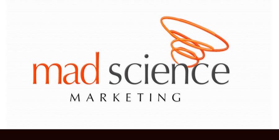 Конкурсная заявка №773 для Logo Design for Mad Science Marketing