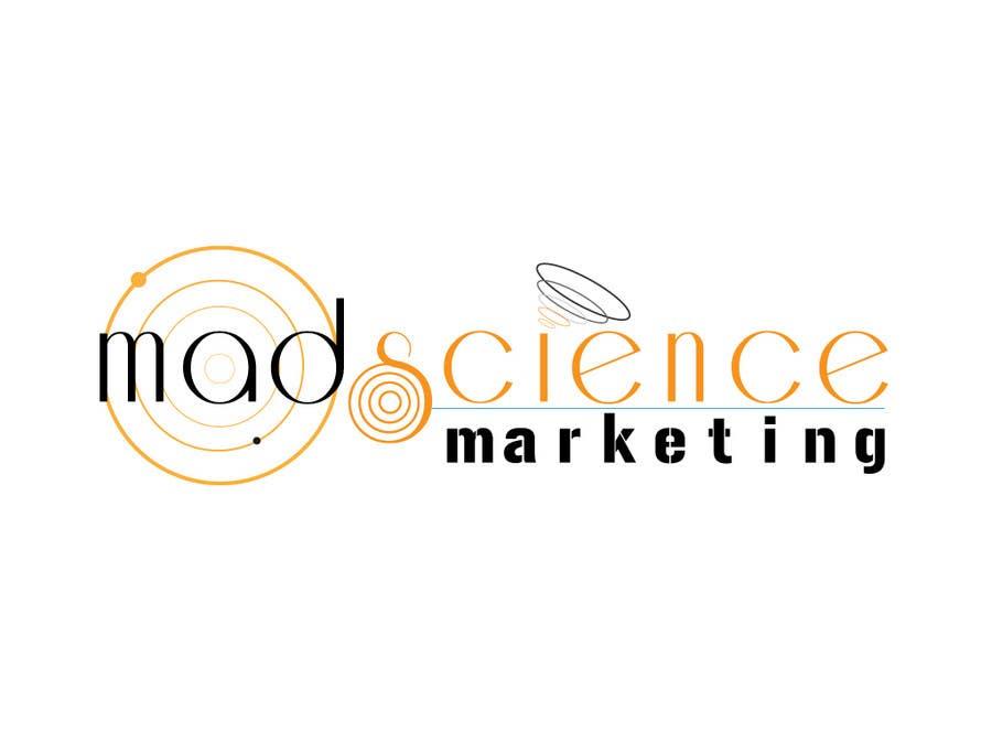 Конкурсная заявка №771 для Logo Design for Mad Science Marketing