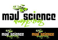 Graphic Design Конкурсная работа №513 для Logo Design for Mad Science Marketing