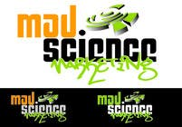 Graphic Design Конкурсная работа №517 для Logo Design for Mad Science Marketing
