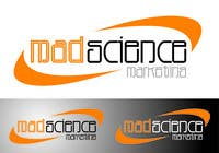Graphic Design Конкурсная работа №760 для Logo Design for Mad Science Marketing