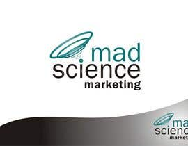 #723 dla Logo Design for Mad Science Marketing przez innovys