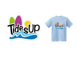 nº 13 pour Design a Logo for For our Stand Up Paddleboard par valenperret
