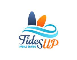 nº 12 pour Design a Logo for For our Stand Up Paddleboard par rogerweikers