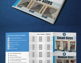 #1 for Design a Tr-Fold Brochure for Storage Company af shahadatcit