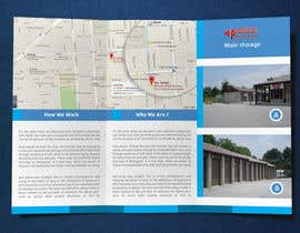 #3 for Design a Tr-Fold Brochure for Storage Company af shahadatcit