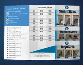 #5 for Design a Tr-Fold Brochure for Storage Company af shahadatcit