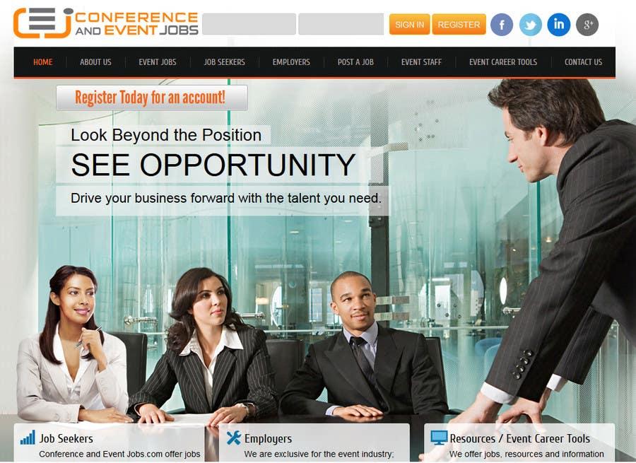Konkurrenceindlæg #                                        77                                      for                                         Logo for a Job Board Staffing Company