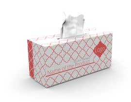 #46 for Design a Tissue box! af hxwaraa