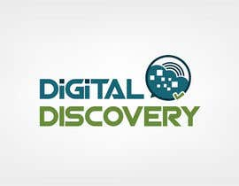 nº 54 pour Design a logo for my new company Digital Discovery par adryaa