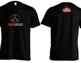 #26 para Design a T-Shirt for Power Engineer Professional por Bugz318