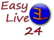Contest Entry #108 for Design a Logo for EasyLive24.com