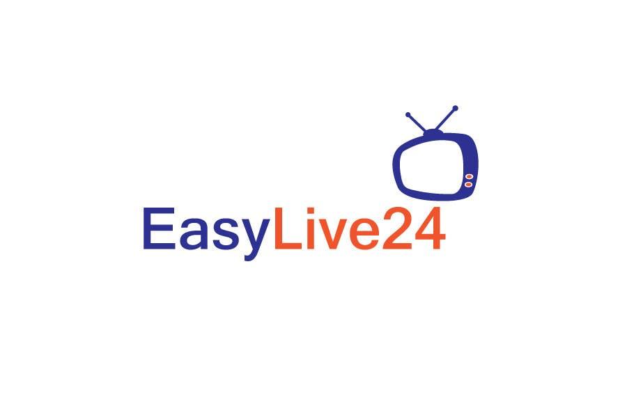 #112 for Design a Logo for EasyLive24.com by ivan7681