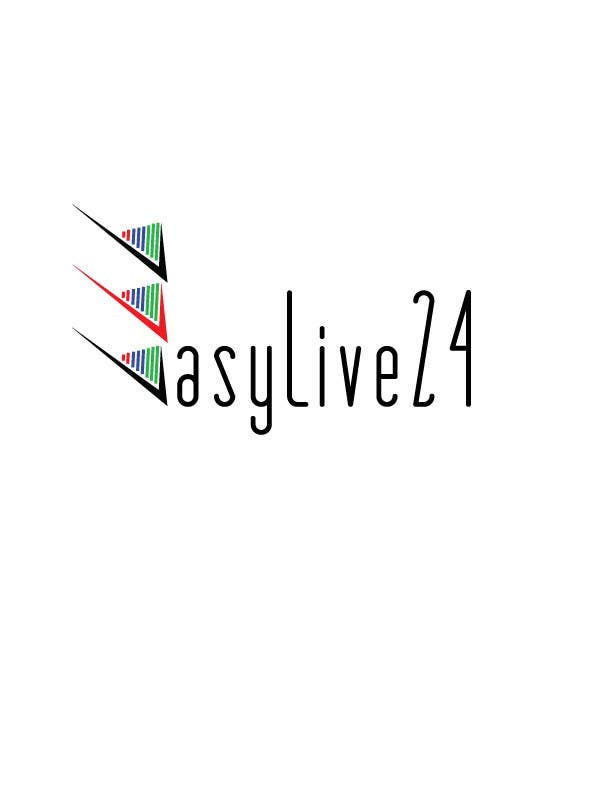 #107 for Design a Logo for EasyLive24.com by nsurani