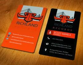 #90 untuk Brand-new business cards! oleh akhi1sl