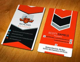 #94 for Brand-new business cards! by akhi1sl