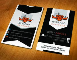 #98 for Brand-new business cards! by akhi1sl