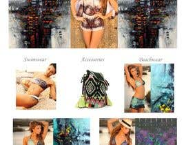#1 for Design a Website Mockup for Lumé Swimwear af yangkecoy