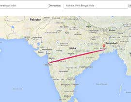 #2 for google map solution needed. demo only. no design. af sanjay1208
