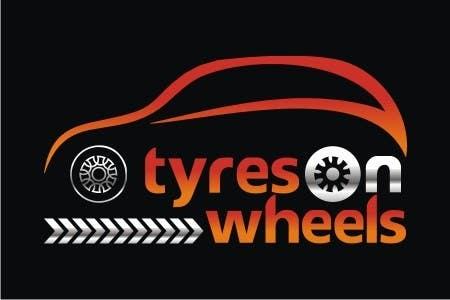 Penyertaan Peraduan #168 untuk Logo Design for Tires On Wheels