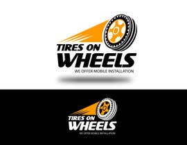 #173 สำหรับ Logo Design for Tires On Wheels โดย jijimontchavara